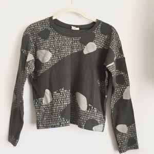 Make It Good Cropped Sweatshirt